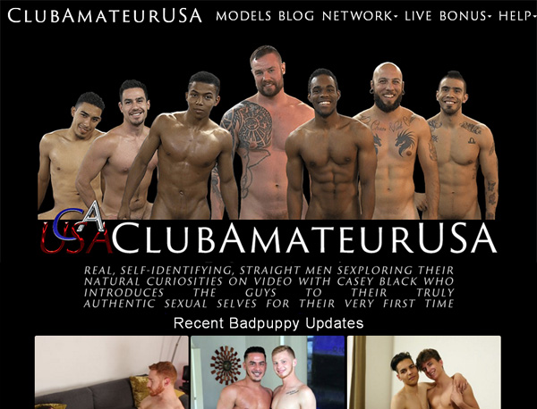 Clubamateurusa.com Trial Coupon