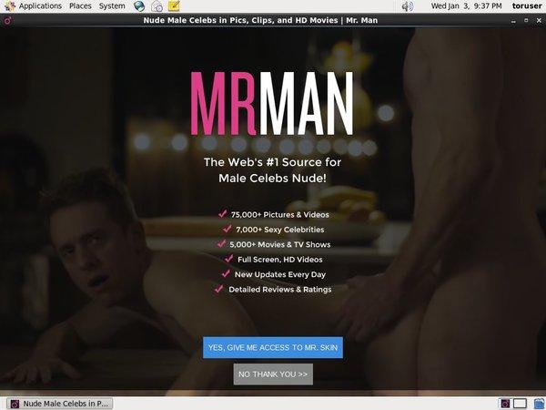 Free Porn Mr Man