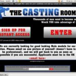 The Casting Room Account Premium