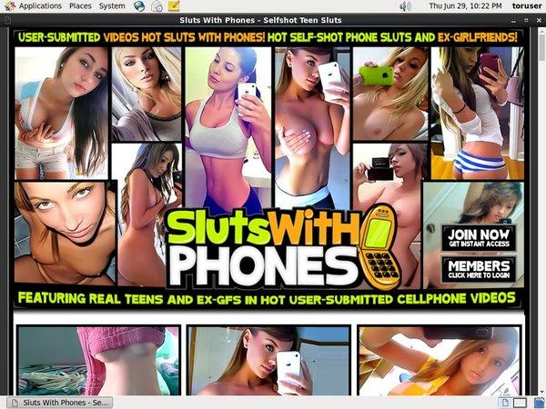 Slutswithphones Get An Account