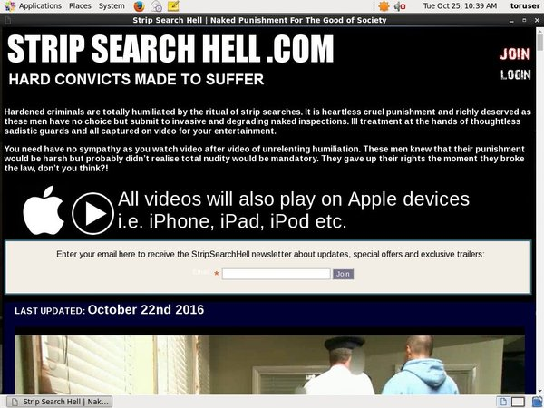 Strip Search Hell Free Trial Url