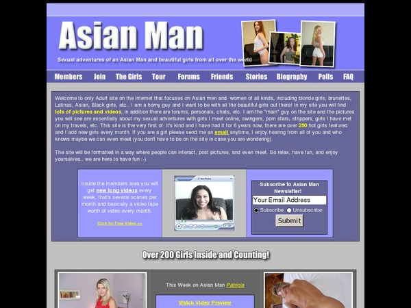 Asian-man.com Nude