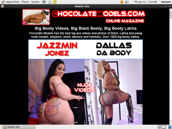 Discount Chocolatemodels.com Promotion