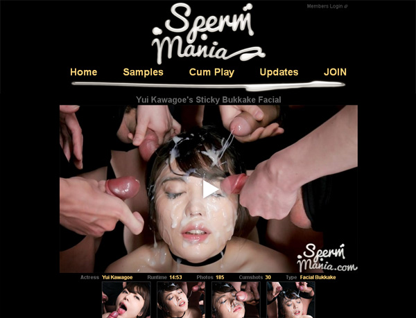 Spermmania.com With Free Trial