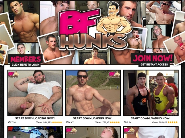 Special Bfhunks.com Discount Deal
