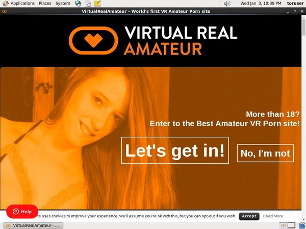 Virtualrealamateurporn Login Free